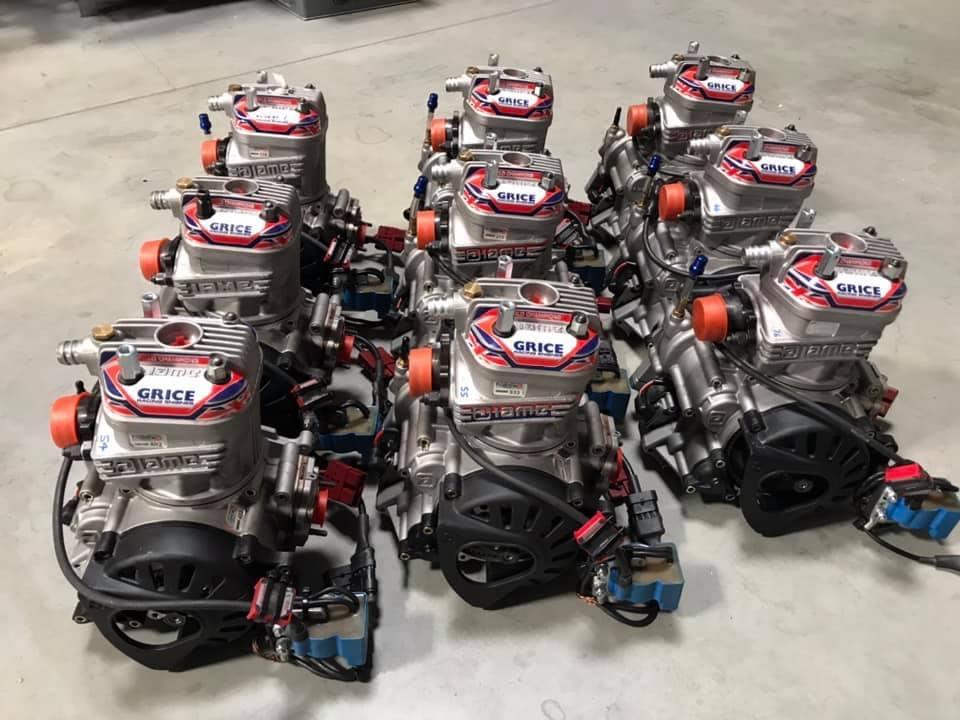 X30 Engines